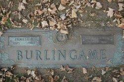 Ernest Riedel Burlingame