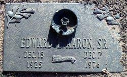 Edward Eugene Aaron, Sr