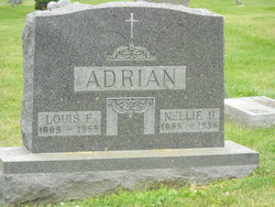 Nellie H Adrian