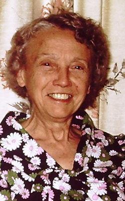Bertha Mae <i>Smith</i> Campbell