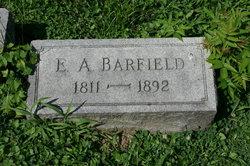 E, A. Barfield