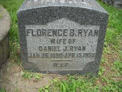 Florence B Ryan