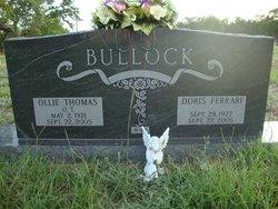Doris <i>Ferrari</i> Bullock
