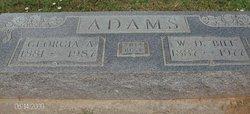 Wilkerson David Bill Adams