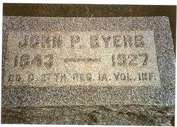 John Paul Byers