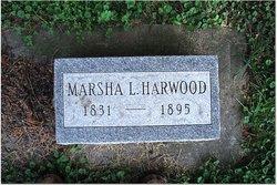 Marcia Louisa <i>Sabin</i> Harwood