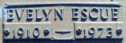 Evelyn <i>Escue</i> Eaton