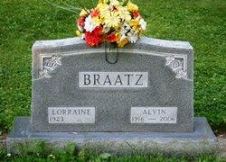 Alvin W Braatz