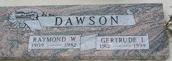 Gertrude I Dawson