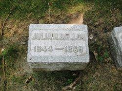 Julia H. <i>Barnard</i> Ballou