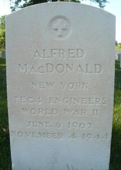 Alfred MacDonald
