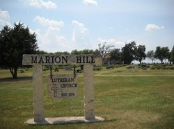 Marion Hill Lutheran Church Cemetery