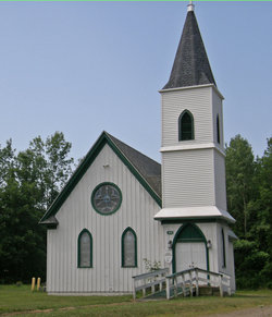 Good Shepherd Episcopal Church Cemetery