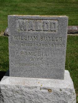 Pamelia Irene <i>Bryant</i> Waldo