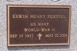 Erwin Henry Paul Fuessel, Sr