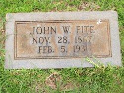 John Washington Fite