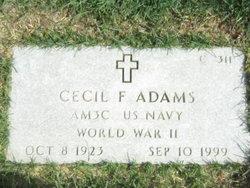 Cecil Francis Adams