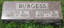 Alice R. Burgess