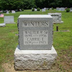 Walter R Winters, Sr