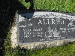 Verl James Allred