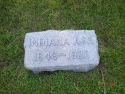 Indiana <i>Carter</i> Ash