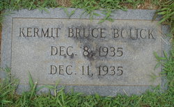 Kermit Bruce Bolick
