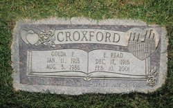 Golda <i>Purser</i> Croxford