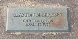 Clayton M Berkley