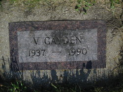 Victor Gayden Perry