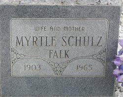 Myrtle Mary Falk
