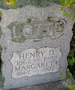 Margaret Lotte