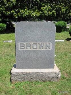 Mary E <i>Pitchford</i> Brown