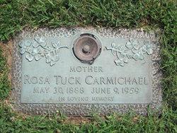 Rosa Bell <i>Tuck</i> Carmichael