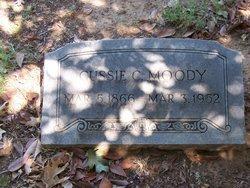 Gussie C <i>Ussery</i> Moody