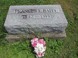 Frances Elizabeth <i>Owenby</i> Baity