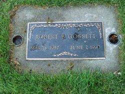 Robert B Gossett