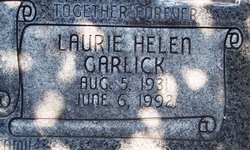 Laurie Helen <i>Garlick</i> Brimhall