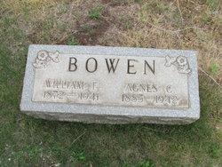 Agnes C. Bowen