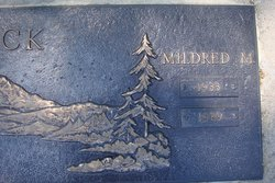 Mildred M Fleck