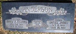 Mary Alice <i>Thomas</i> Anderson