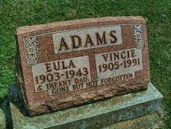 Eula Marie <i>Lewis</i> Adams