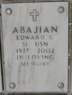 Edward G Abajian