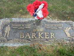 Billie Burke <i>White</i> Barker