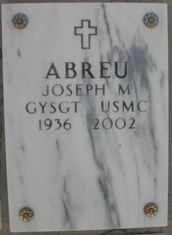 Joseph M Abreu