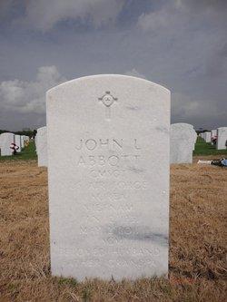 John L Abbott