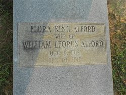 Flora Bell <i>King</i> Alford