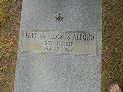 William Leorus Alford