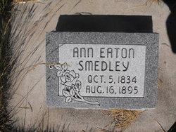 Ann <i>Eaton</i> Smedley