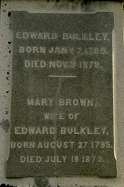 Gen Edward Bulkeley