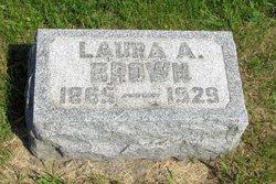 Laura A. <i>Call</i> Brown